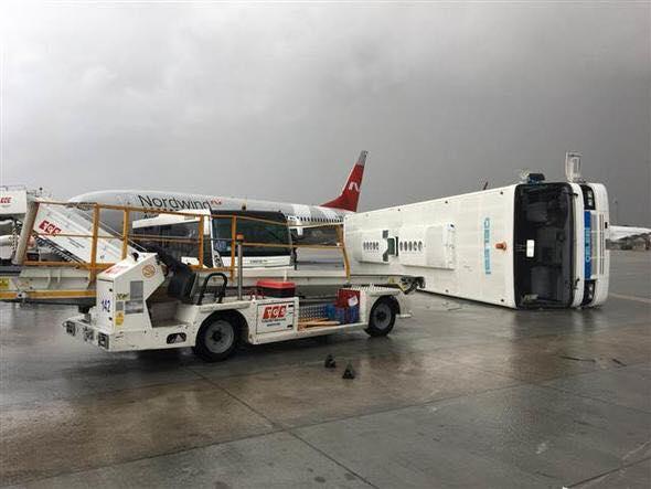 Tornado Antalya 2021