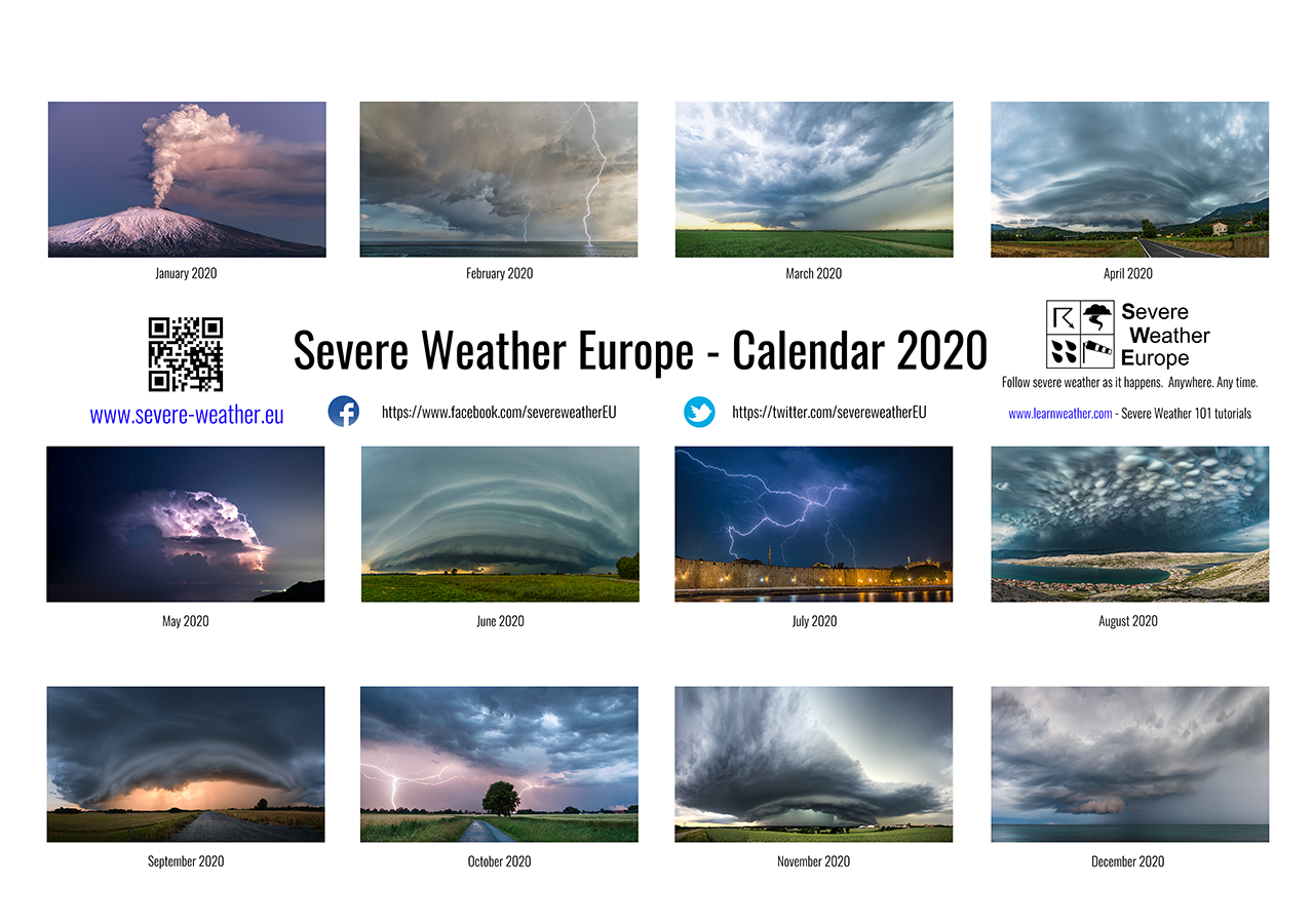 Best Home Weather Station 2020.Severe Weather Europe Follow Severe Weather As It Happens
