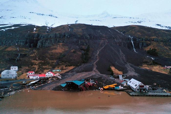 extreme-rain-iceland-landslide-aerial-view