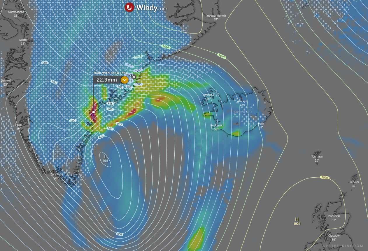 atlantic-hurricane-season-2021-larry-winter-storm-forecast-snow-greenland-front