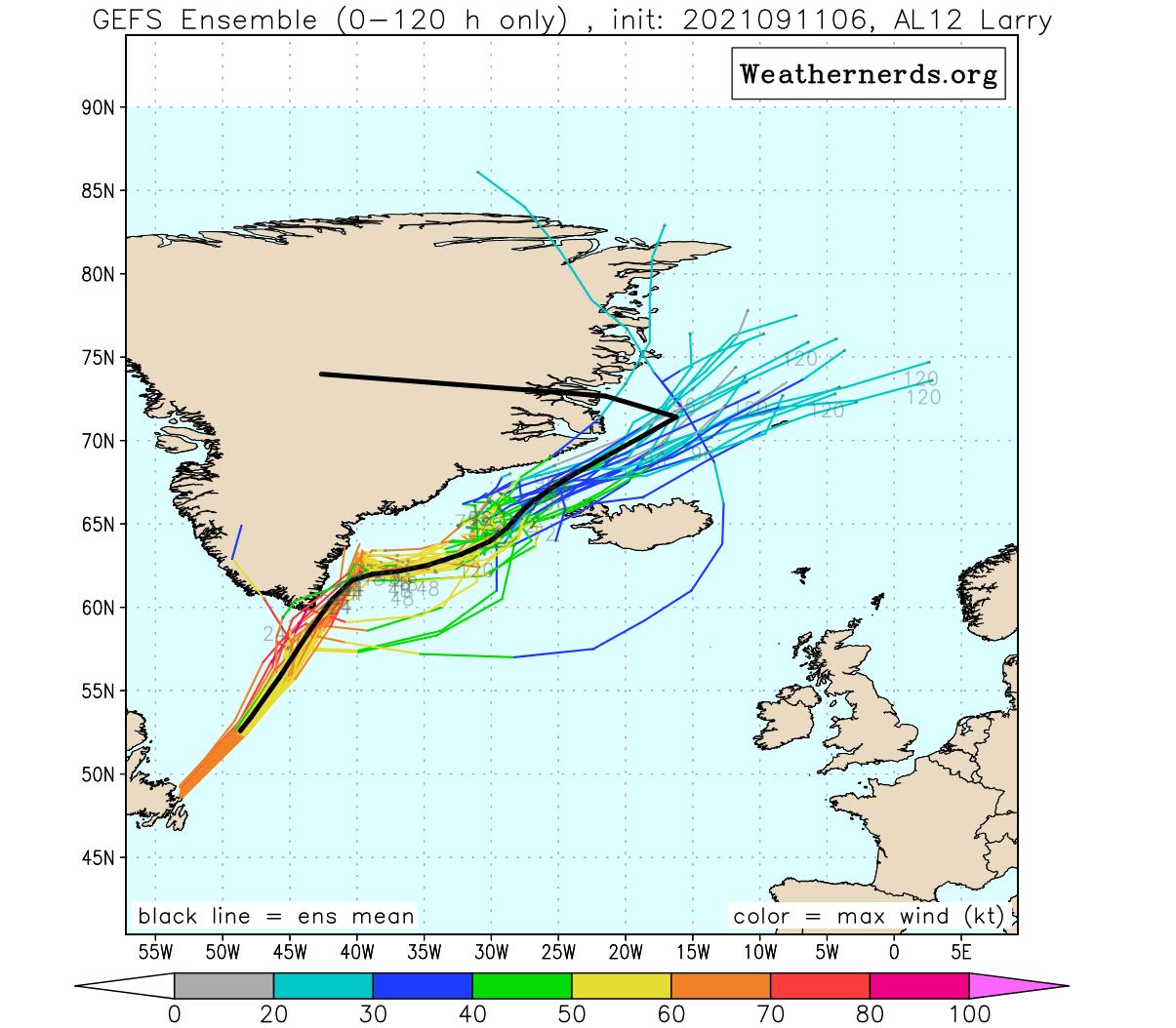 atlantic-hurricane-season-2021-larry-winter-storm-forecast-snow-greenland-track