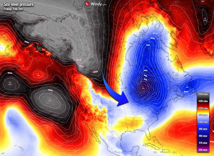 arctic-cold-snow-forecast-united-states-canada-pressure-friday