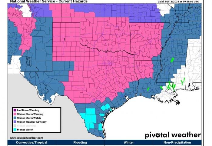 polar-vortex-cold-snow-ice-storm-warning-texas-oklahoma