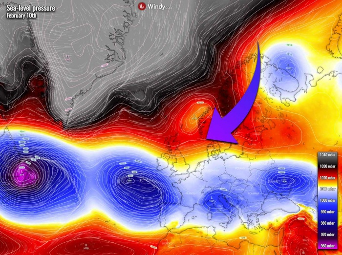 snow-cold-forecast-europe-atmospheric-river