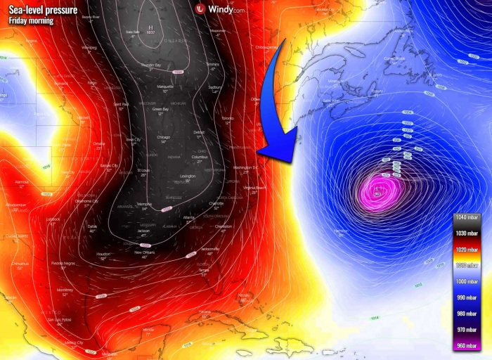 snow-storm-winter-cold-forecast-midwest-United-States-pressure-friday