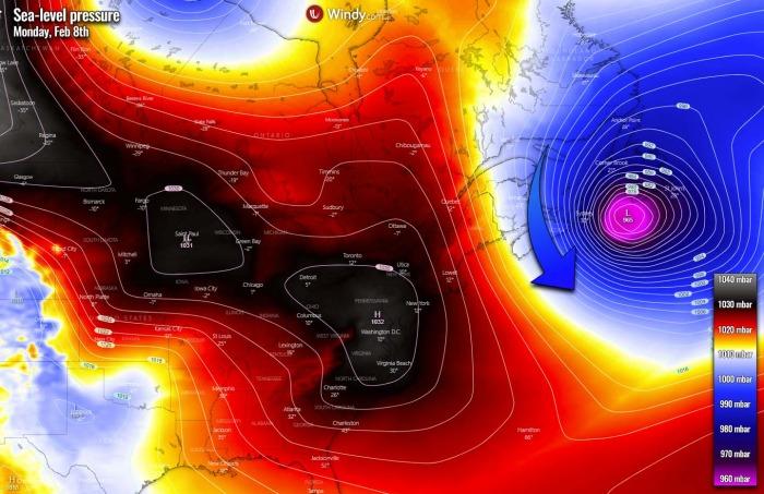 snow-winter-storm-washington-new-york-boston-pressure-monday