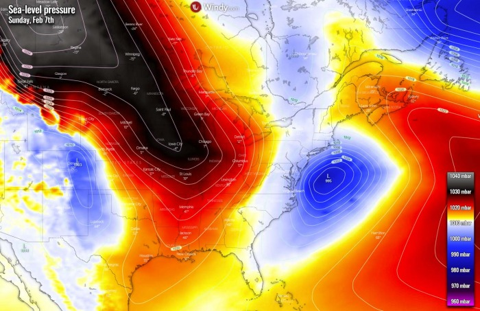 snow-winter-storm-washington-new-york-boston-pressure-sunday