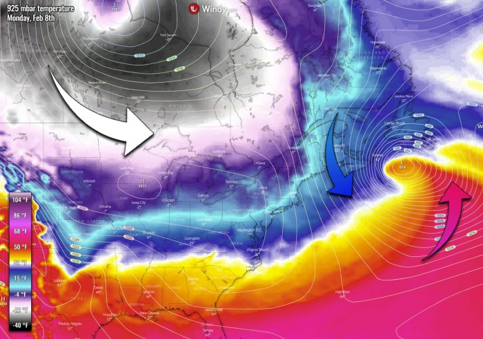 snow-winter-storm-washington-new-york-boston-temperature-monday