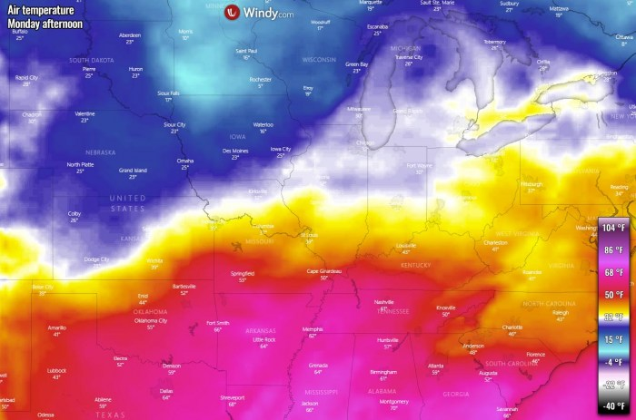 winter-storm-forecast-snow-midwest-united-states-temperature-monday