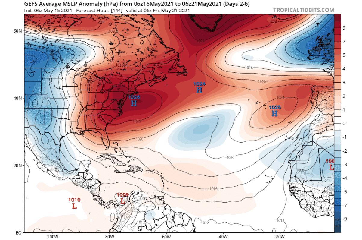 atlantic-ocean-sea-level-pressure-anomaly-forecast-week-3-may-2021