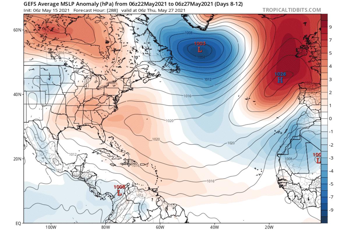 atlantic-ocean-sea-level-pressure-anomaly-forecast-week-4-may-2021