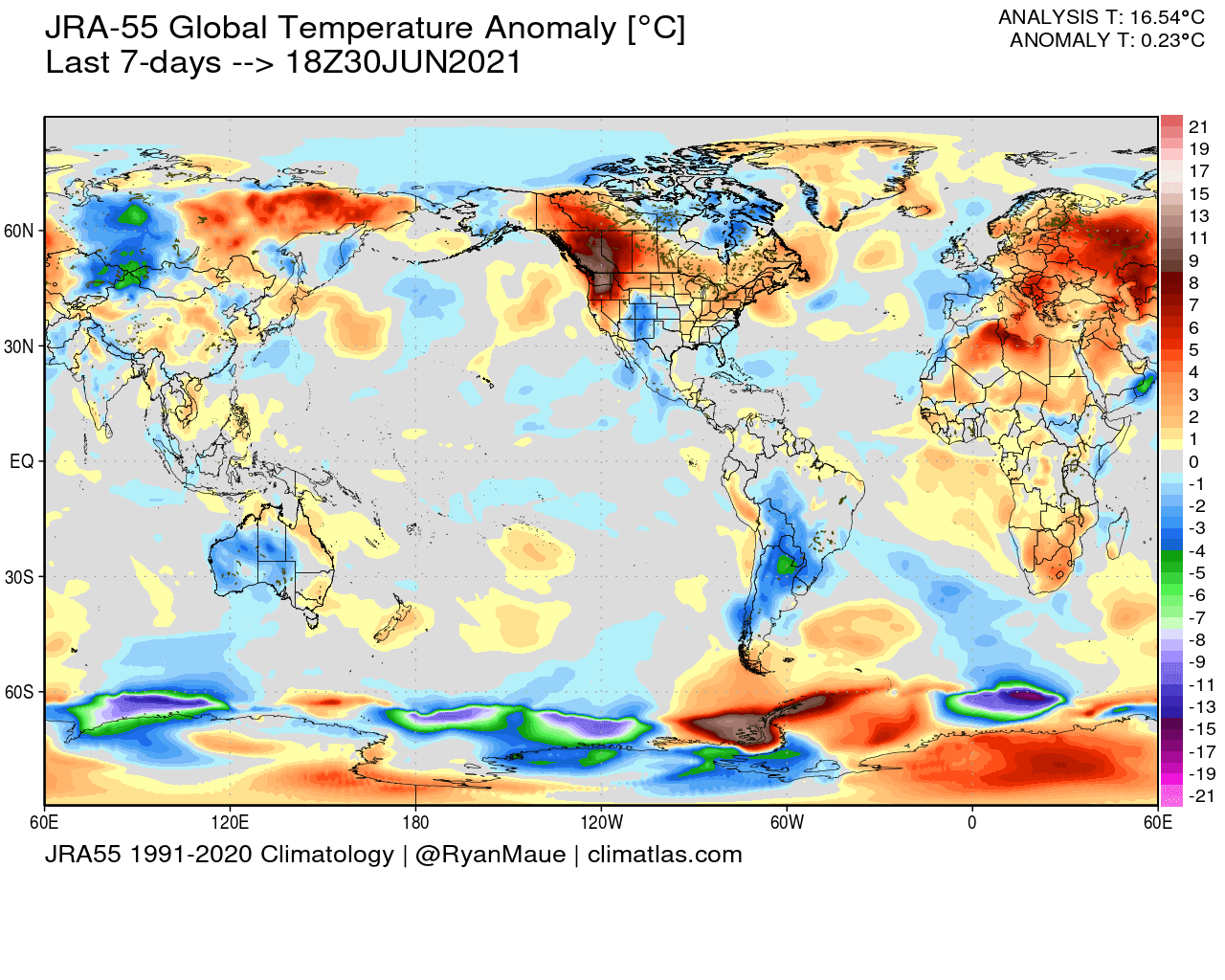 global-temperature-anomaly-last-7-days