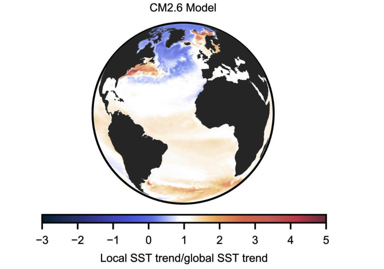 gulf-stream-anomaly-collapse-ocean-temperature-model-forecast-map