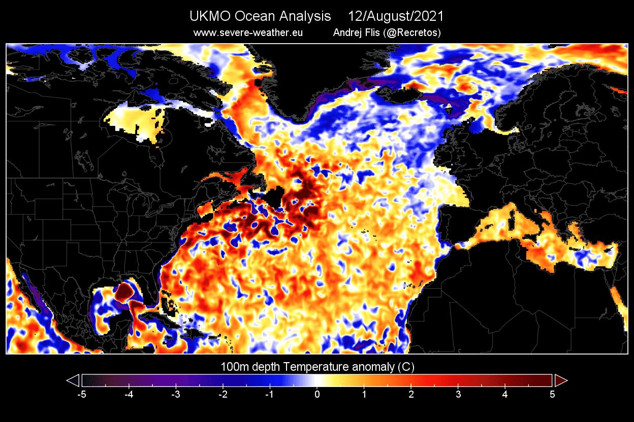 gulf-stream-collapse-100-meters-depth-temperature-anomaly-north-atlantic