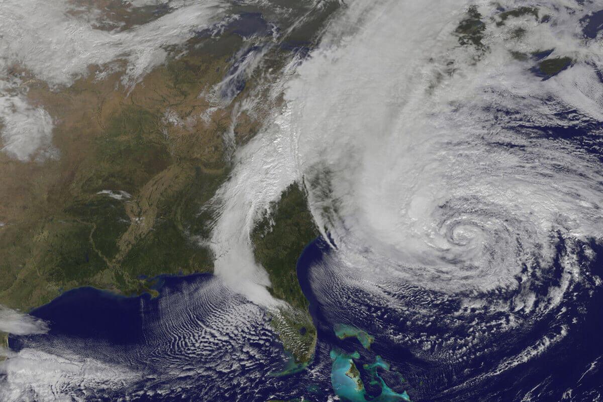 gulf-stream-united-states-noreaster-hurricane-sandy-landfall-satellite