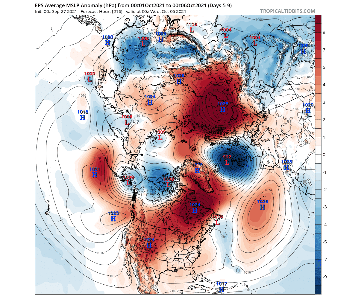 north-hemisphere-ecmwf-pressure-anomaly-forecast-october-week-1