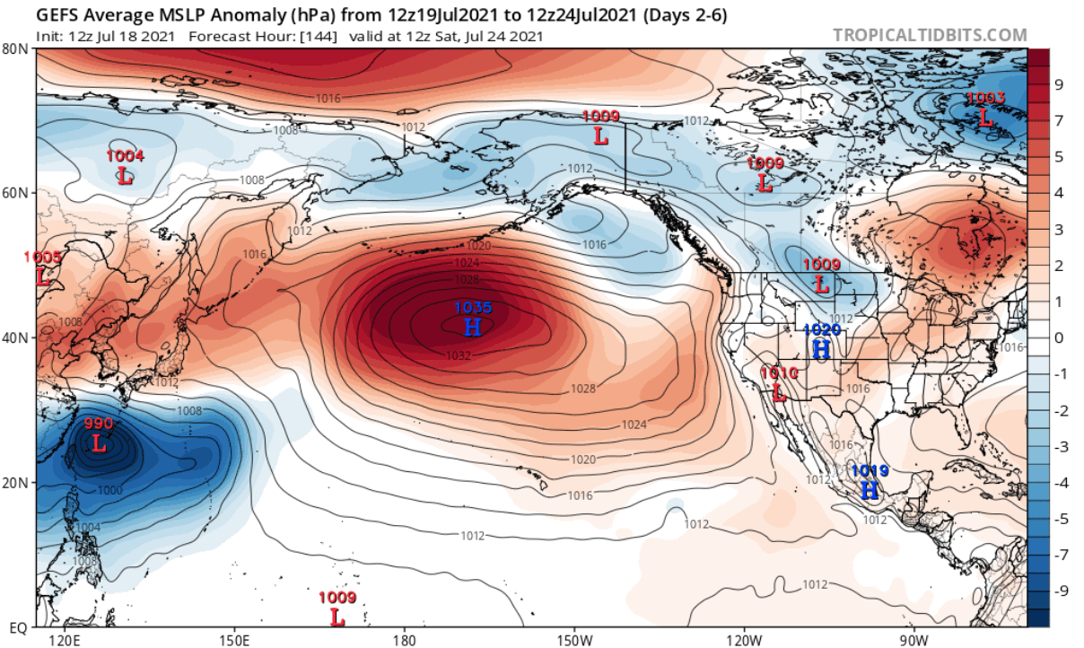 north-pacific-ocean-sea-level-pressure-forecast