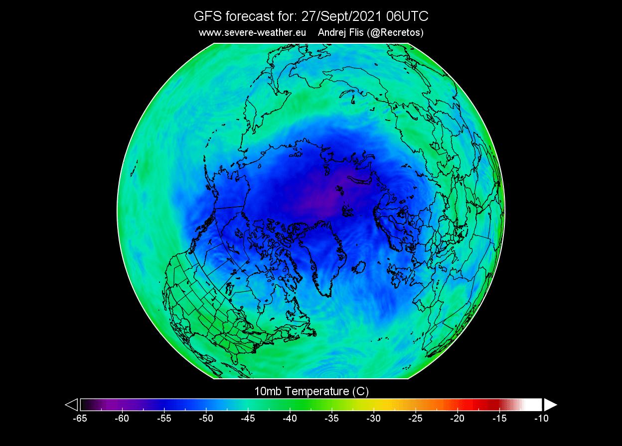 polar-vortex-winter-2021-2022-mid-stratospehre-temperature-16-day-forecast