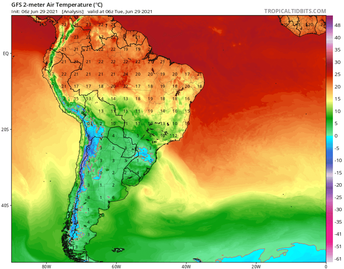 south-hemisphere-america-cold-weather-winter-outbreak-surface-temperature-analysis