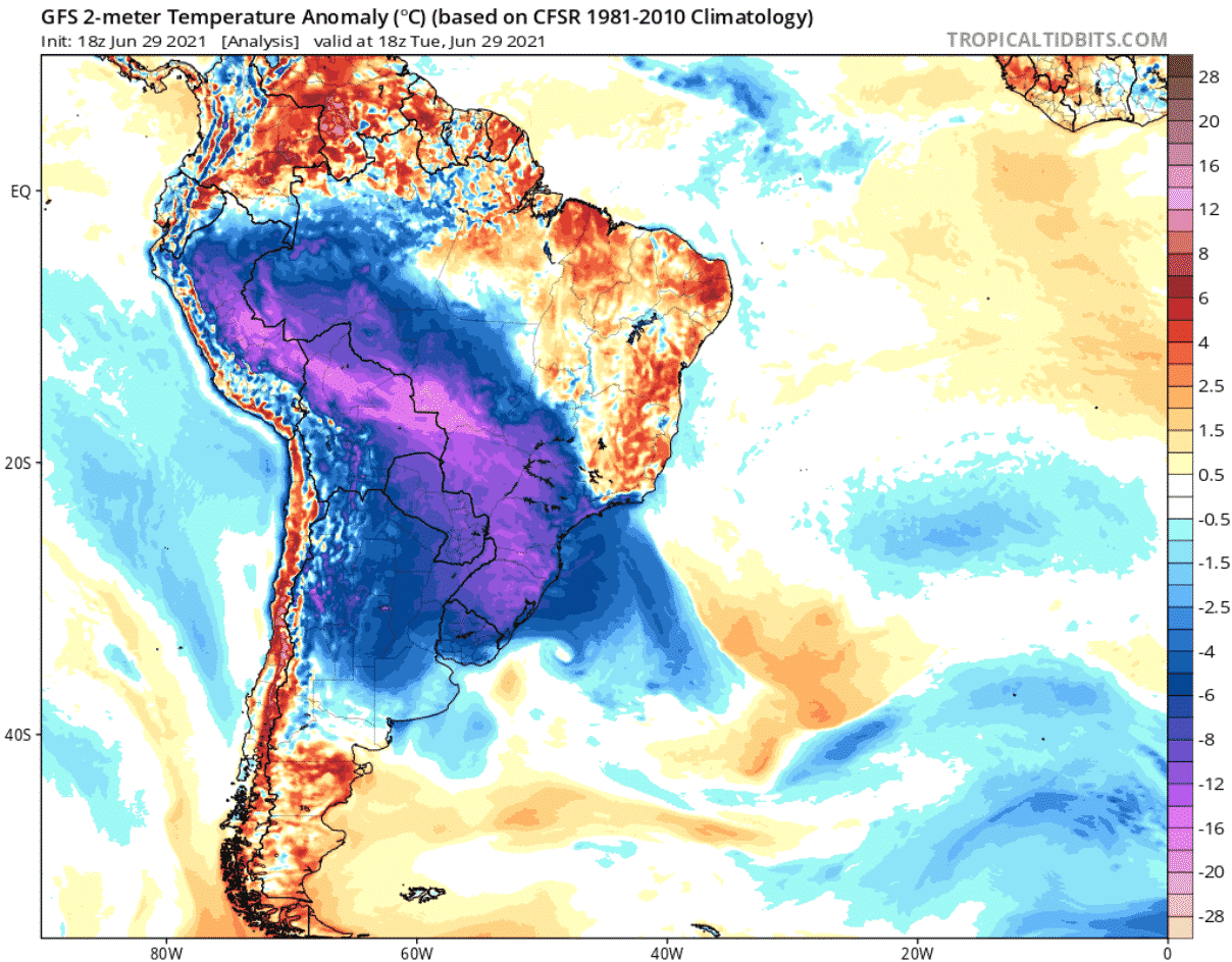 south-hemisphere-america-cold-weather-winter-outbreak-temperature-anomaly-day-4