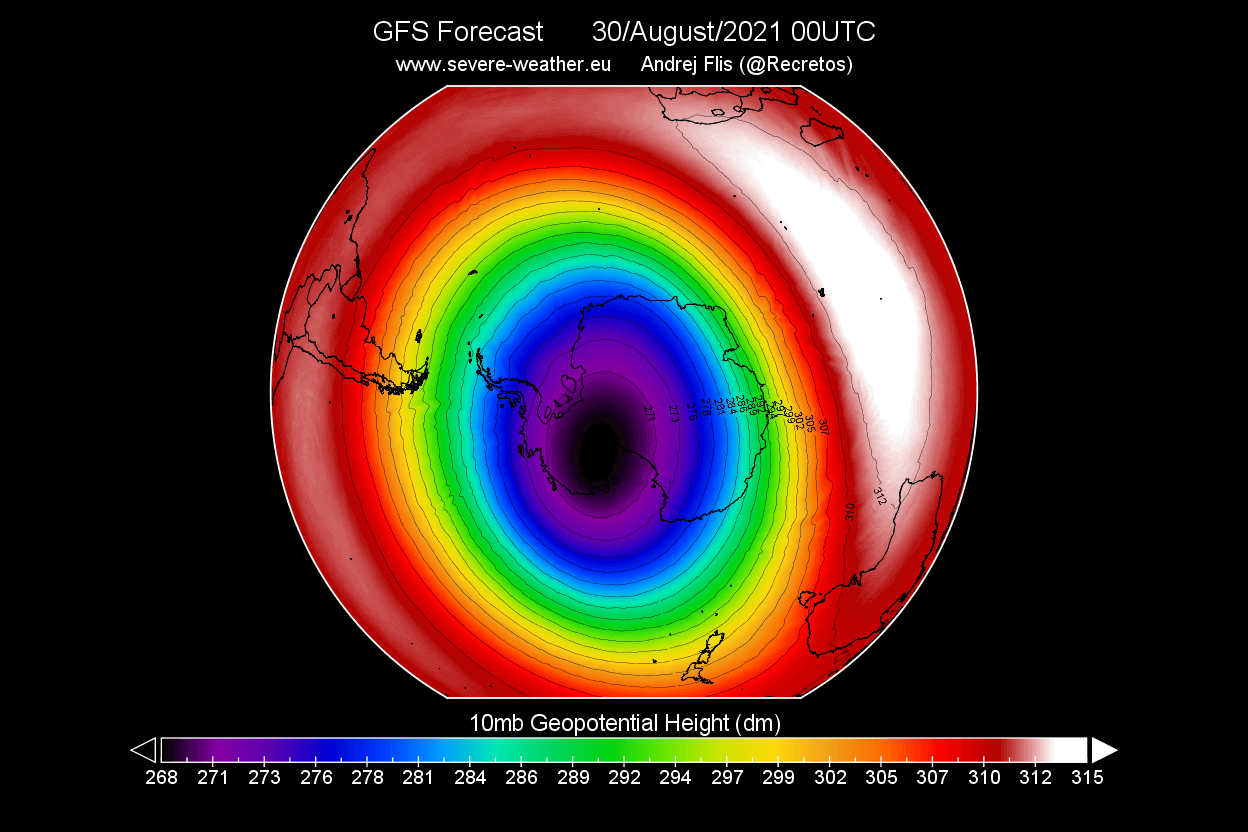 south-pole-winter-strong-stratospheric-warming-pressure-forecast-day-10