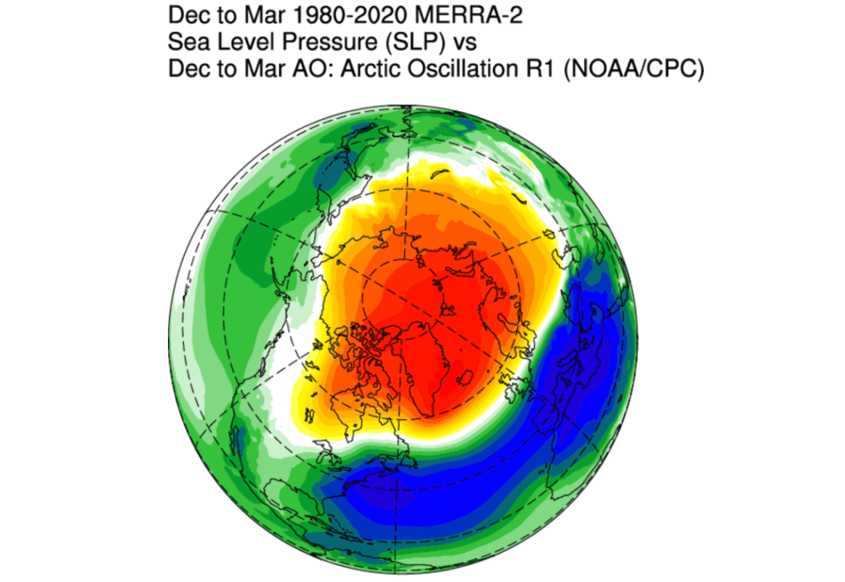 weather-forecast-march-april-2021-united-states-europe-ao-index-negative-phase-pressure