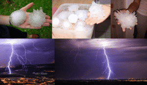Severe weather theory