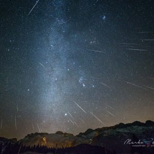 Meteor photography – how to photograph a meteor shower