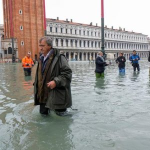 Devastating flooding scenes are coming from Venice, Italy! The city experiences the highest tide and flooding in the past 50 years! A state of emergency is declared, as heavy rain and winds continue.
