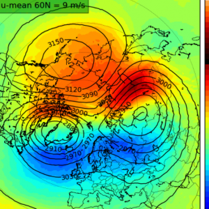 *Stratospheric warming UPDATE* The warming phase is about to start this week. It will compress the Polar Vortex, reduce the core power and disconnect it from the troposphere!
