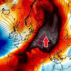 A very dynamic North Atlantic leads into strong ridge and extreme warmth across parts of Europe from Sunday through Tuesday