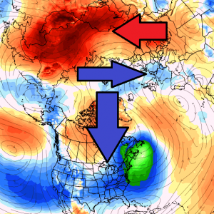 *10-15 day pattern shift* Is winter trolling us? Officially, winter ends in less than two weeks. But a pattern shift will turn first spring days to cold in the North and East USA and perhaps in parts of Europe!