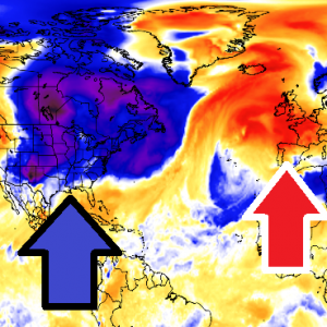 *10-15 day outlook* Winter vs. Spring showdown! Eurasia leans towards spring, while winter makes its final stand over North America!