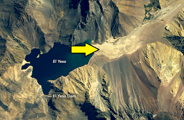 A *historic* severe drought in central Chile enters its tenth year - the longest dry-spell on record, water reservoirs are running dry » Severe Weather Europe