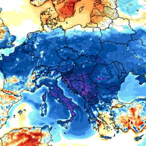April 2nd – one of the coldest April mornings of last decades across northern Balkans; preliminary reports of destructive frost from NE Italy, Slovenia, Croatia and Hungary