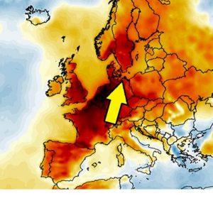 Spring weather with 20-25 °C finally arrives into a large part of Europe this weekend and extends into next week