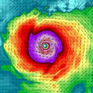 Tropical cyclone Amphan (Bay of Bengal) could become one of the most intense Category 5 on record in the North Indian Ocean – major Indian city Kolkata in its direct path
