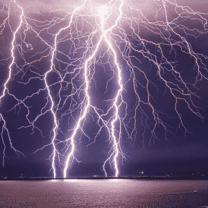 World record lightning – a single flash travels more than 700 km in Brasil