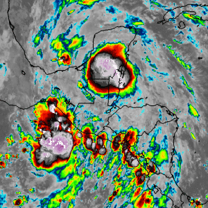 Remnants of Tropical Storm Amanda lead to destructive flooding in El Salvador – could re-develop as Cristobal into the Gulf of Mexico
