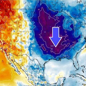 cold forecast usa