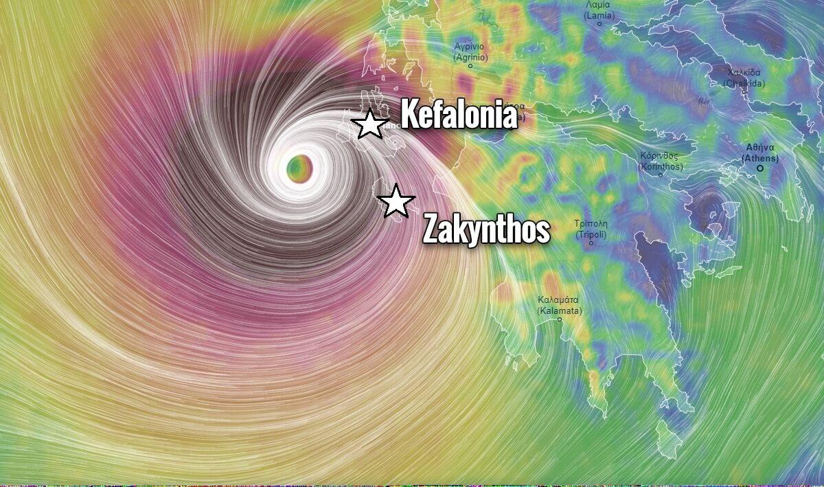 medicane ianos extreme winds