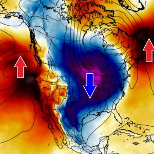 cold forecast united states pattern change