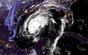 hurricane zeta landfall united states