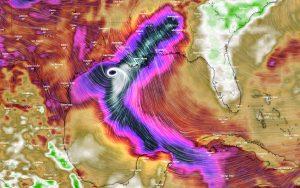 hurricane zeta yucatan gulf coast