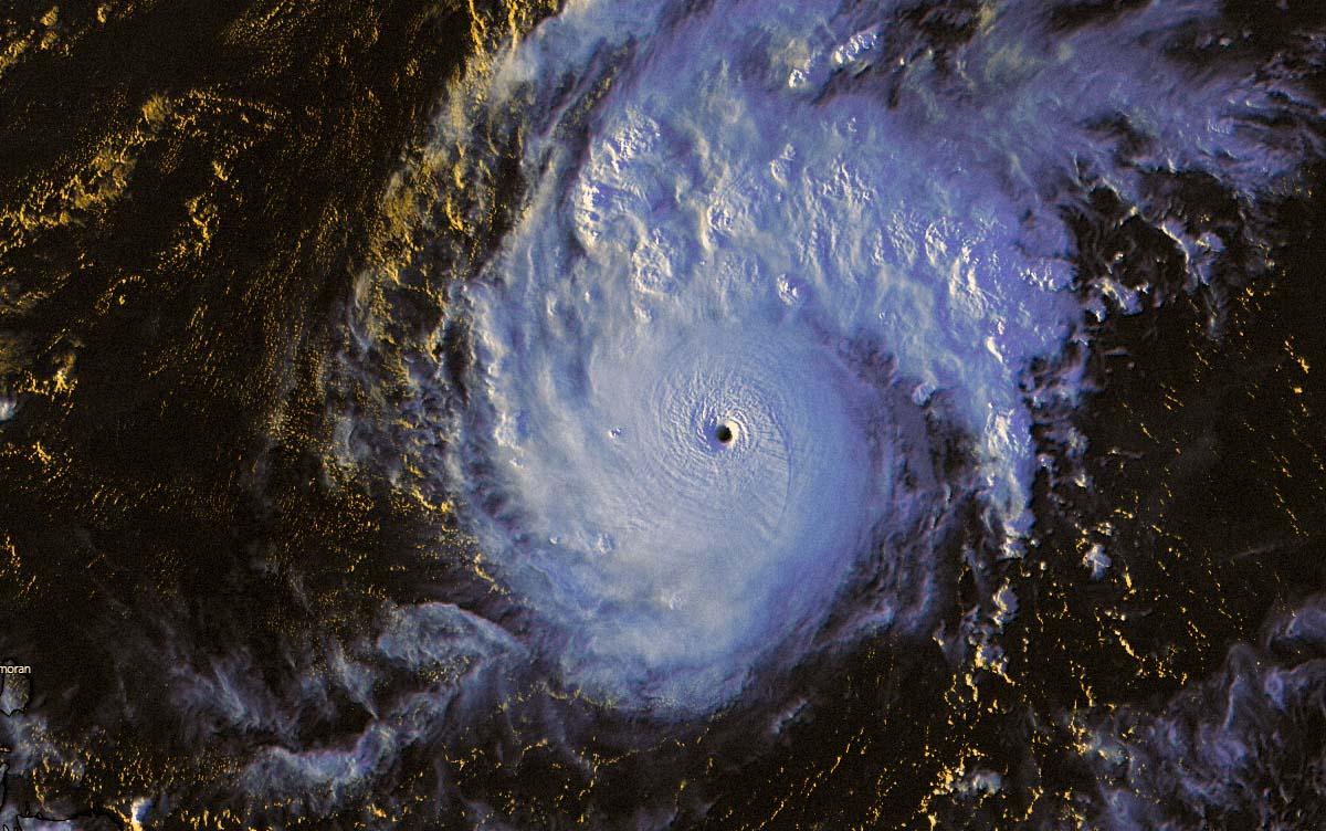 typhoon goni philippine sea