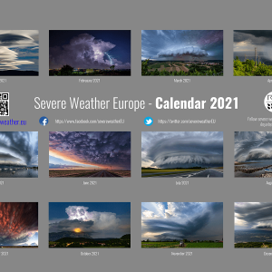 weather calendar 2021 SWE