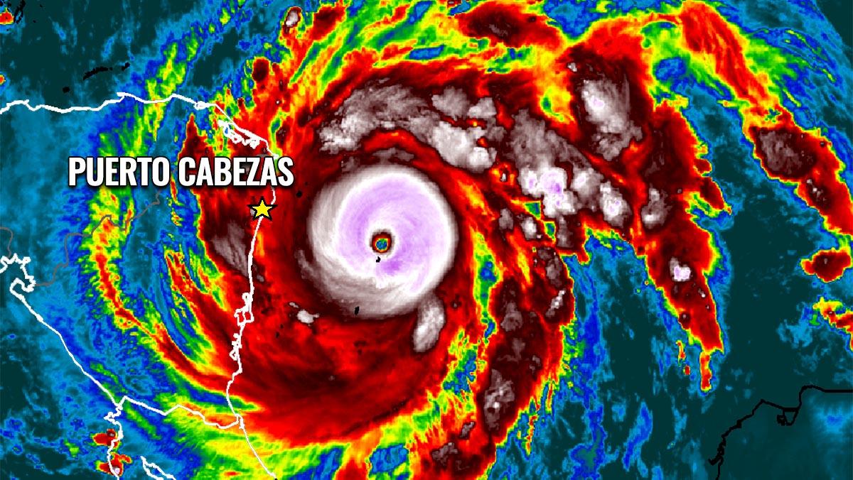 hurricane season iota landfall