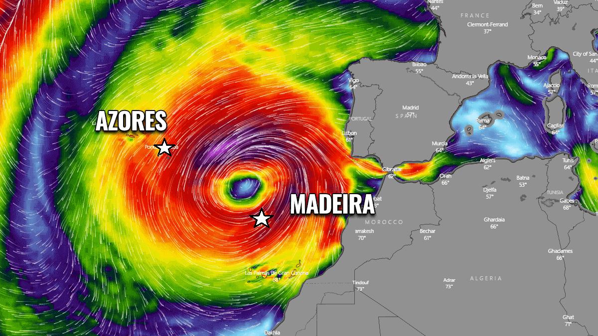 hurricane season madeira kappa