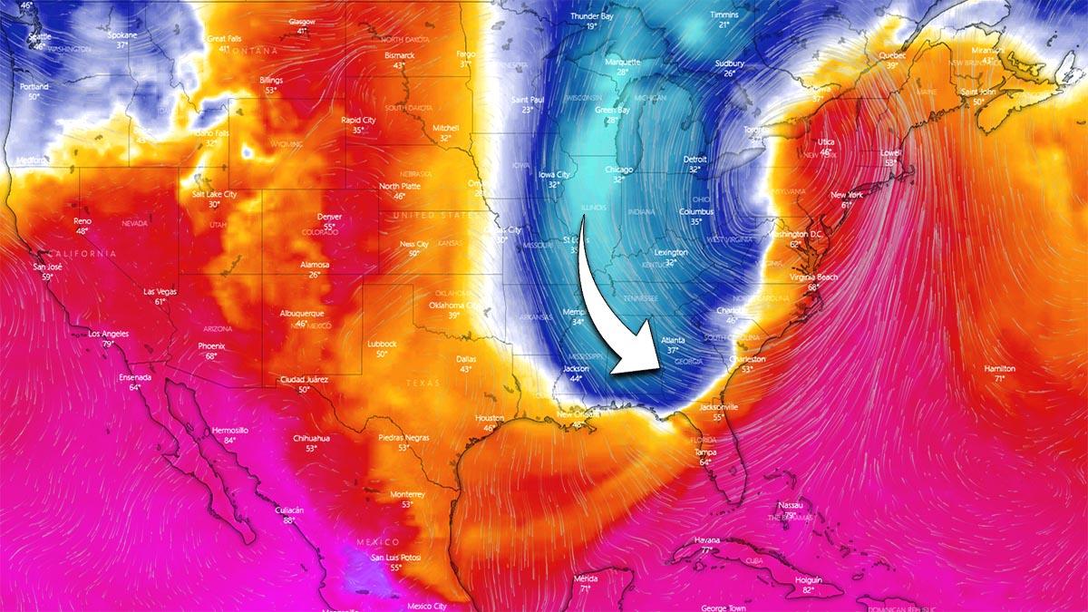 winter weather forecast united states