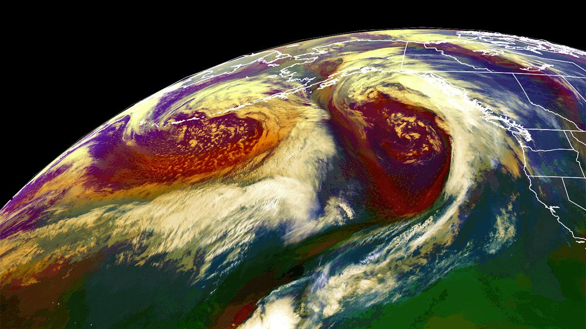 extratropical storm twins alaska
